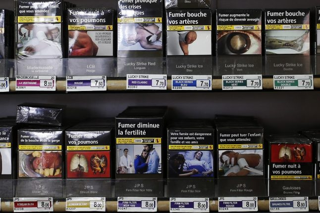Why you could be fined €135 for buying cigarettes in France