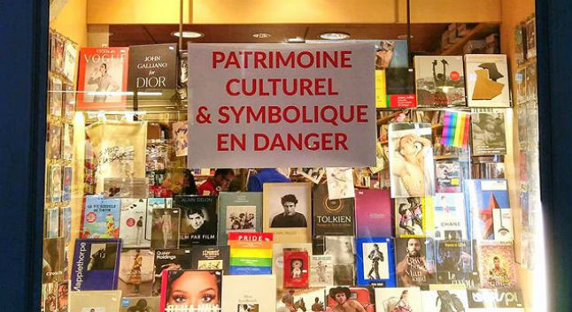 Famed LGBT bookshop priced out of Paris gay district