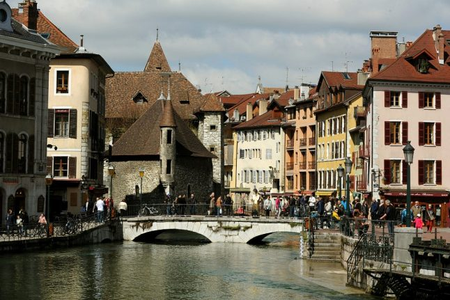 Quality of life: Why Annecy is the 'best town in France to live'