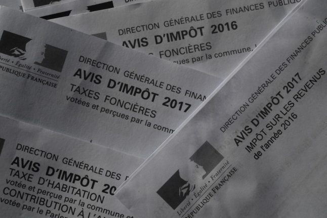 Why 17 million taxpayers in France will get a pleasant surprise this month