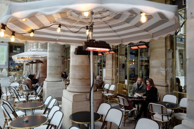 'Energy monsters': Could Paris cafes survive a ban on heated terraces?
