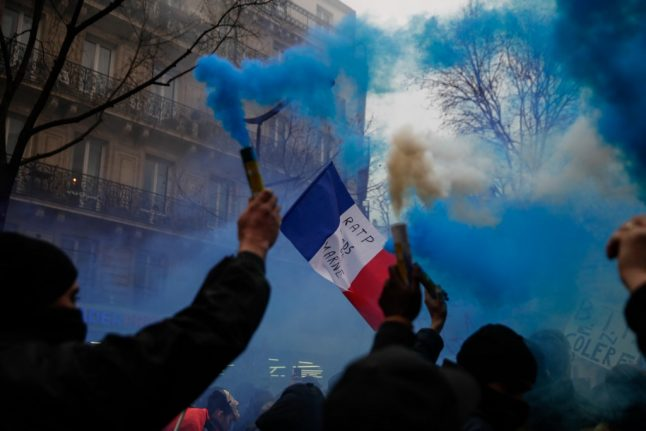 French government finally unveils pension reform bill but what's in it and will it end the strikes?