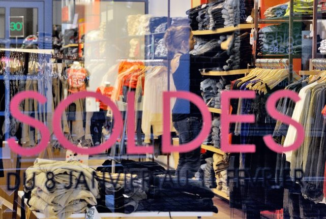 What you need to know about France's winter sales