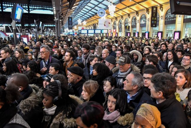 1.4 million reimbursed SNCF train tickets: The numbers that tell the story of the strikes in France
