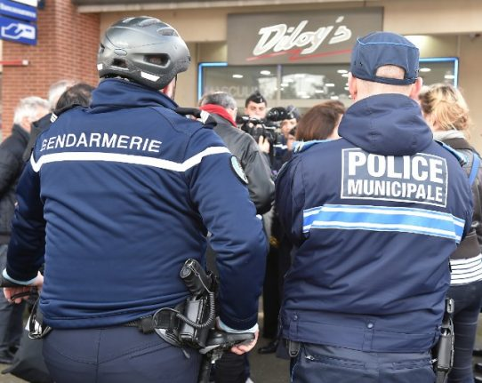 Gendarmes to policiers – who does what in the French police force?