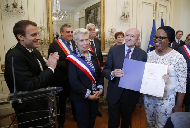 France removes exemption for over 60s as it toughens language levels for citizenship