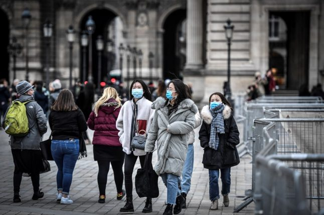 Coronavirus: France moves into 'new stage of epidemic' as number of cases rises to 100
