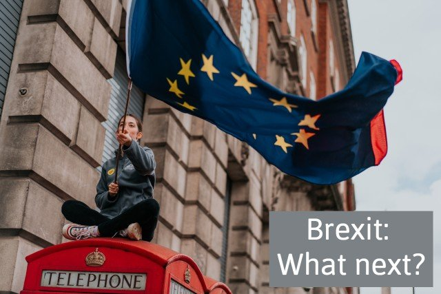 Brexit: What does the transition period mean and what do I do now?