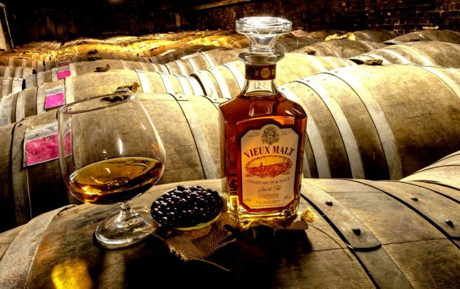 How France is setting its sights on the international whisky market