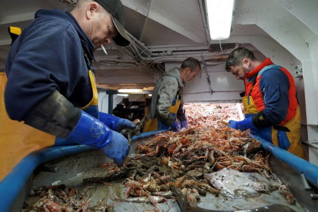 Guernsey issues first post-Brexit licences to French fishermen