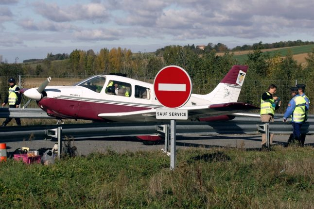 Four French light aircraft crashes in one week leave 11 dead