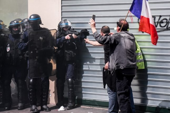 How the 'yellow vests' made France have a national conversation about police violence