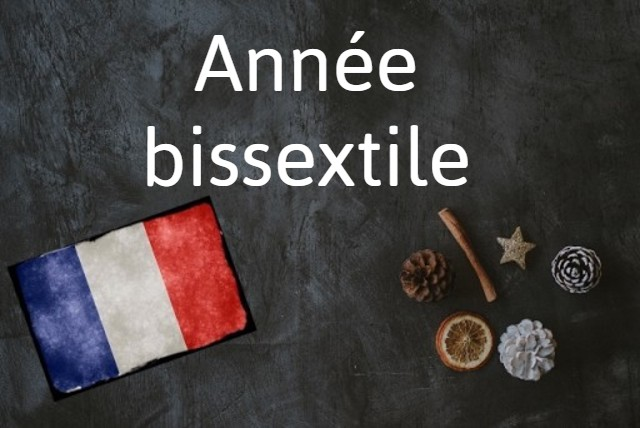 French phrase of the day: Année bissextile