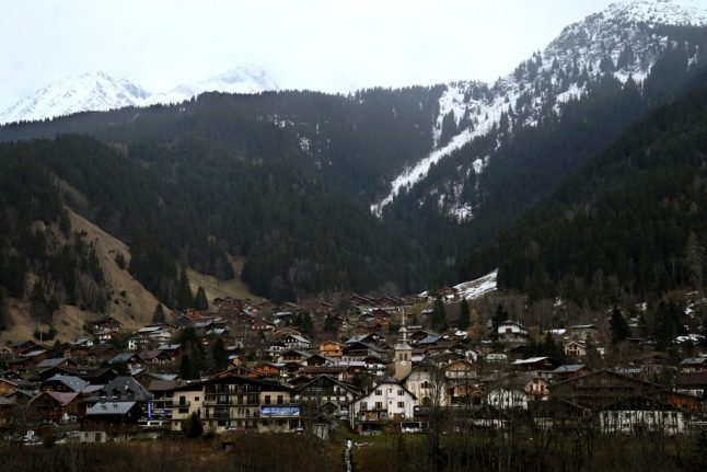 The French Alps resorts facing a future with no snow
