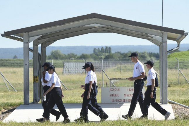 French National Service for teenagers – applications now open
