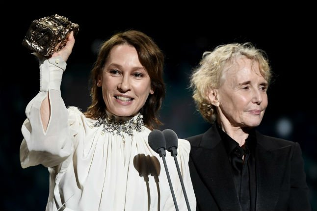 Cries of 'shame' as Polanksi wins best director at French Oscars