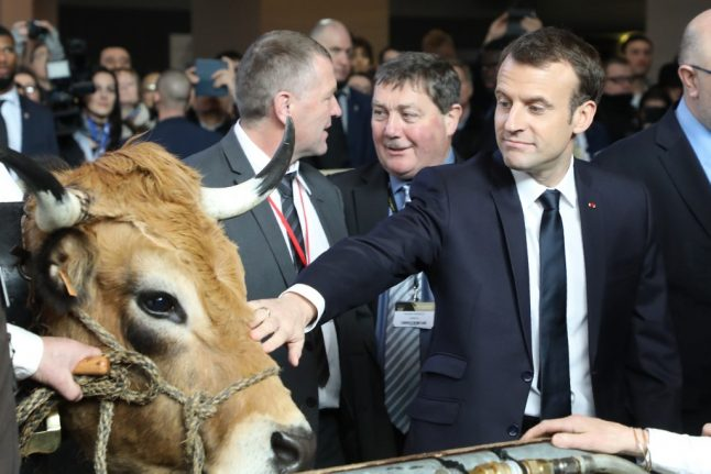 What you need to know about France's most famous agriculture show