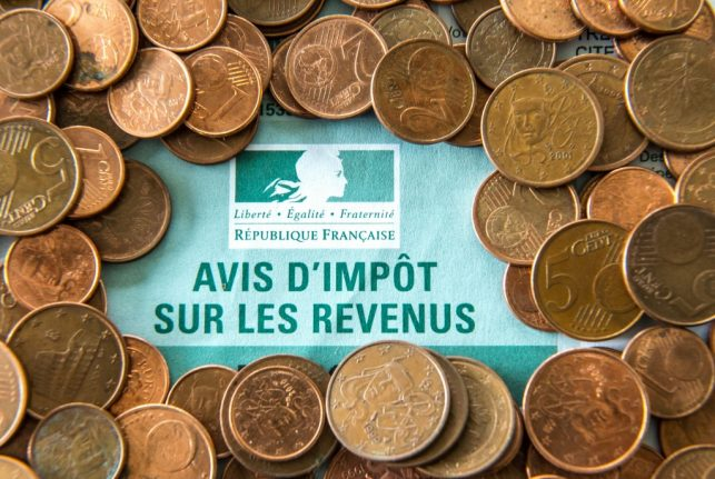 EXPLAINED: French tax - annual declaration rules and what if you're not in the system?