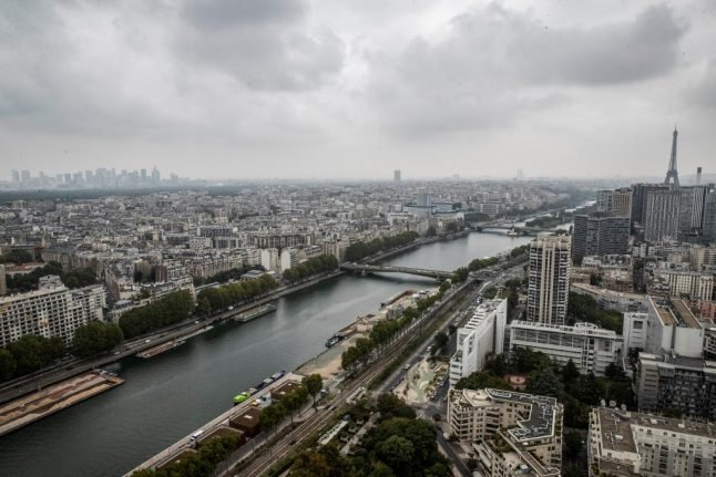 The five possible new faces of Paris – from urban forests to robot street cleaners