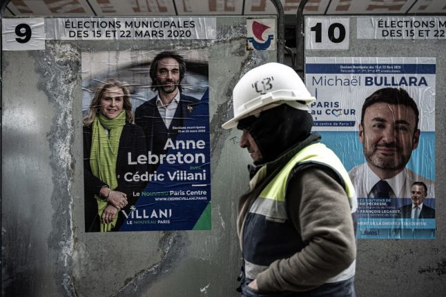 The (very complicated) rules for electing the Mayor of Paris