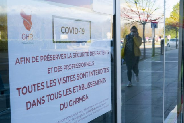 'We are on a war footing' - Inside one of France's coronavirus cluster zones