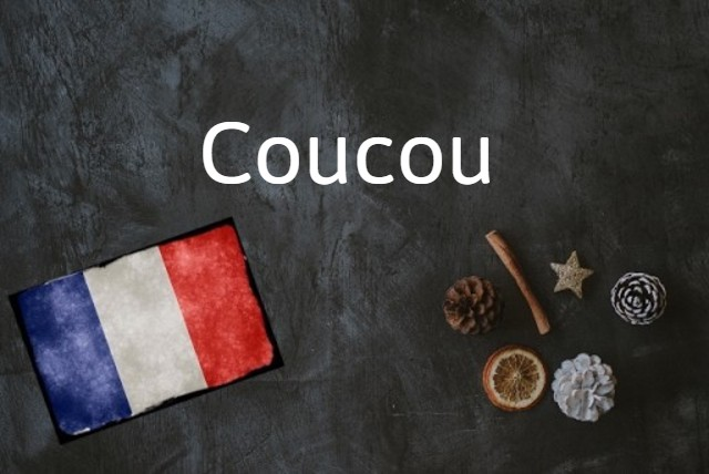 French word of the day: Coucou