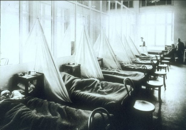 Black Death to Spanish Flu - how diseases have shaped French history