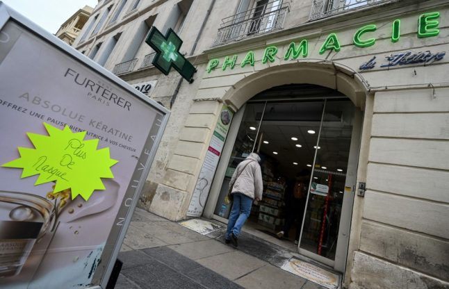 French government steps in to regulate face masks and hand gels during coronavirus outbreak