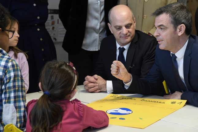 Coronavirus: 'Closing French schools was right move, but parents are not ready'