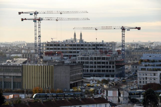 France builds more new homes than any other European country