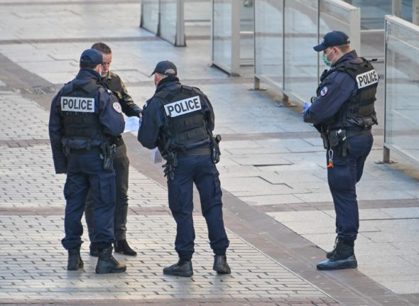 Public in France warned over fake police stops and other coronavirus scams