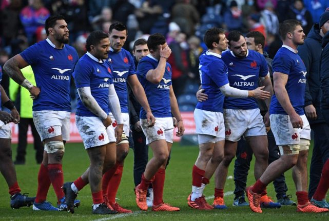 France v Ireland Six Nations rugby game postponed due to coronavirus outbreak