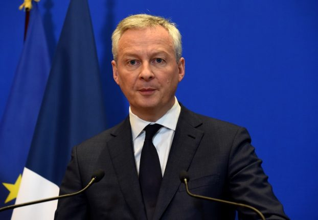 France promises €45 billion in coronavirus aid and warns of coming recession