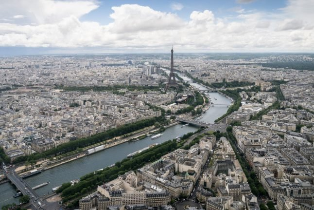 Paris loses top spot as one of world's most expensive cities