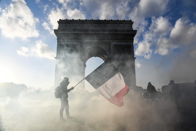 From revolt to lockdown: How the French are (mostly) obeying some of the toughest restrictions in Europe