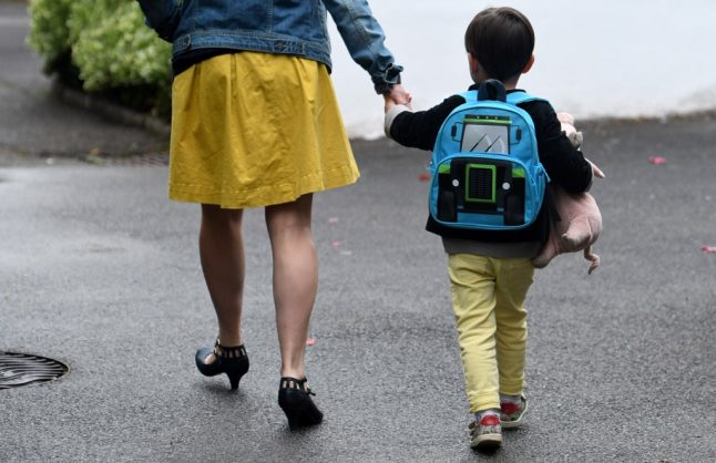 Parents in France won't be forced to send children back to school after lockdown