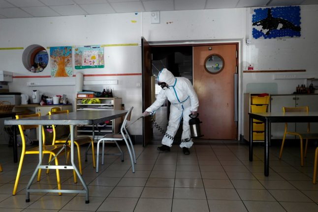 Lockdown: How France will reopen its schools after May 11th