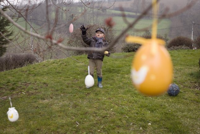 How to have a traditional French Easter in compliance with health restrictions
