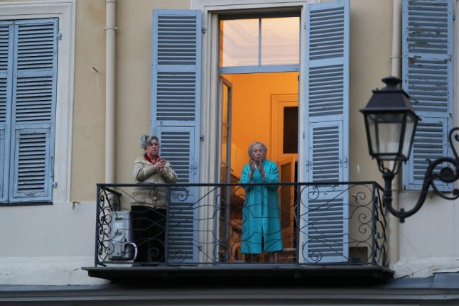 UPDATE: When will France's elderly and vulnerable be released from lockdown?