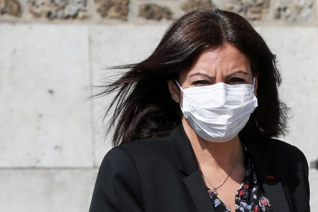 UPDATE: Masks, tests and cycling – Paris mayor lays out plan for city after lockdown