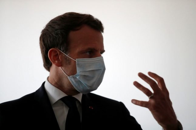 Coronavirus: What are the rules on wearing face masks in France?