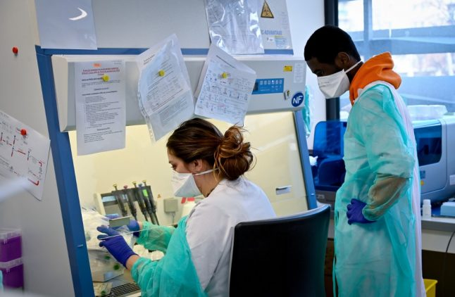 Do a quarter of French people really believe that coronavirus was created in a laboratory?