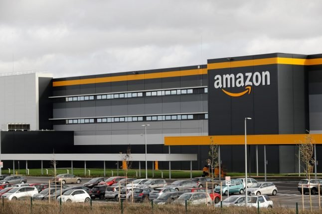 Amazon can only deliver essential items in France, court rules
