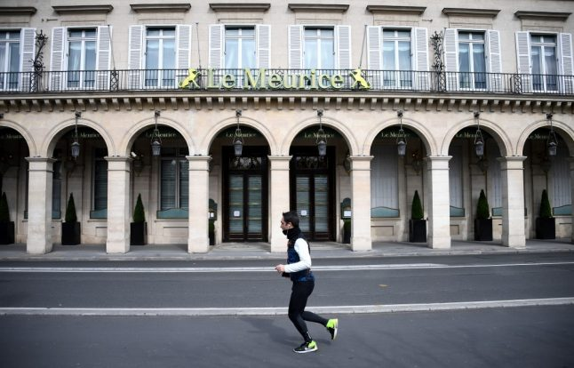 French local authorities follow Paris in imposing daytime jogging ban