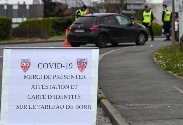 Join The Local France on Facebook for a Live Q&A on France's plan to end lockdown