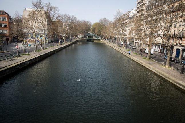 Has coronavirus really been found in the water in Paris?