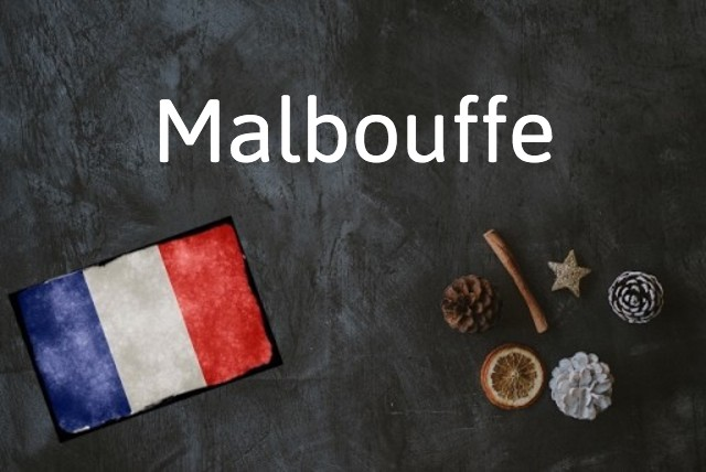 French word of the day: Malbouffe