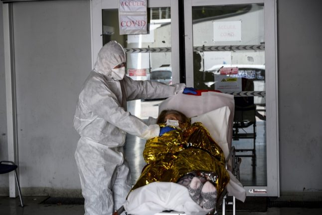 Coronavirus: France continues to see fall in daily death toll and hospital patient numbers
