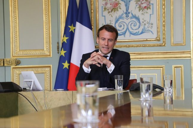 What can we expect from Macron's TV speech about lockdown in France?