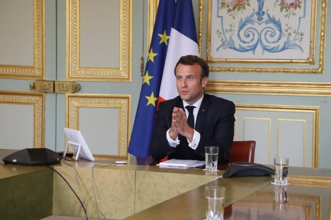 Macron extends lockdown in France until May 11th as coronavirus death toll nears 15,000